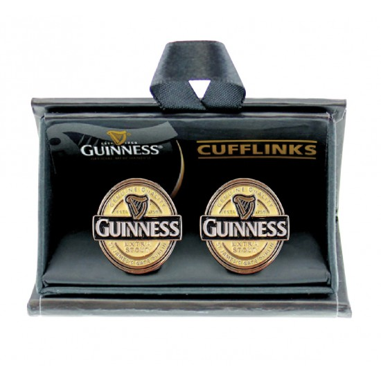 Guinness Cuff Links