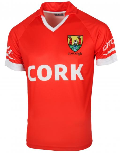 Cork Replica Gaelic Football Jersey