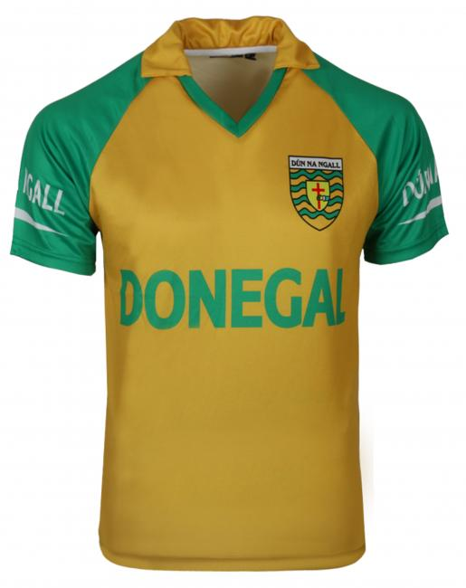 Donegal Replica Gaelic Football Jersey