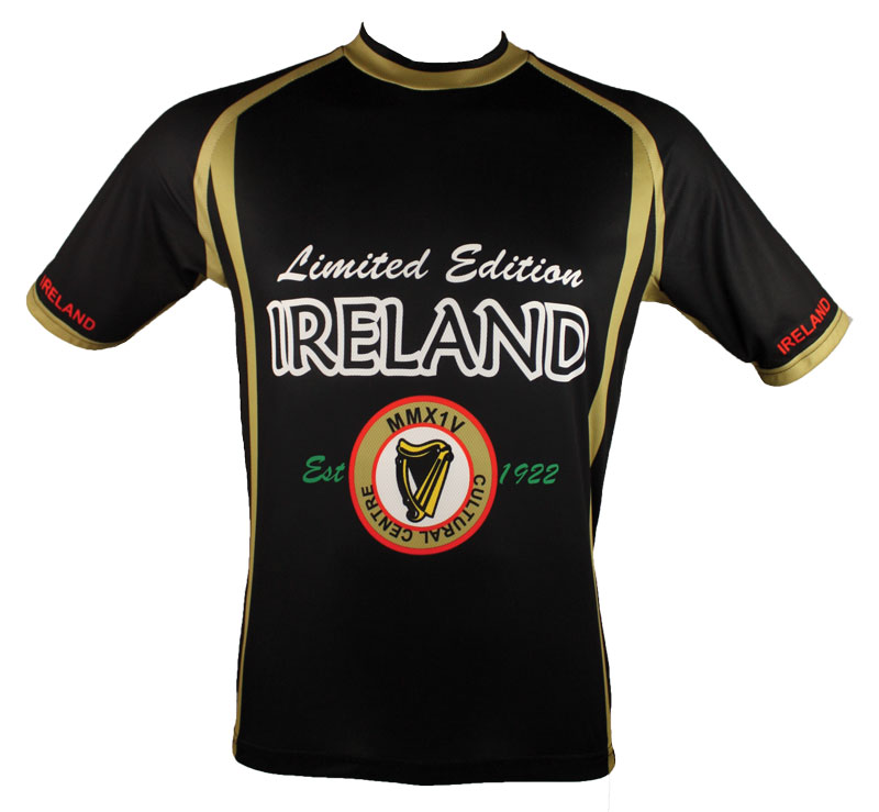 "Ireland ""Limited Edition"" Cycling Jersey"