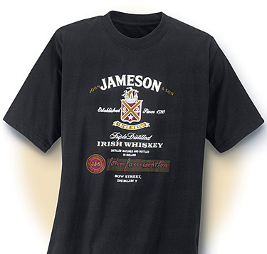 Black Jameson T Shirt