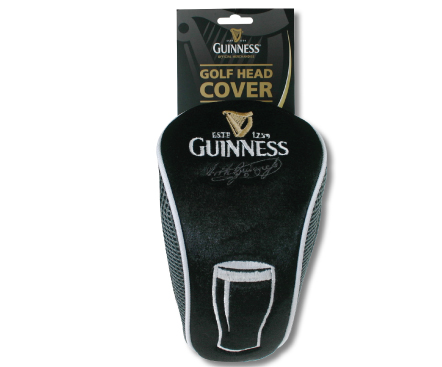 Guinness Golf Club Headcover