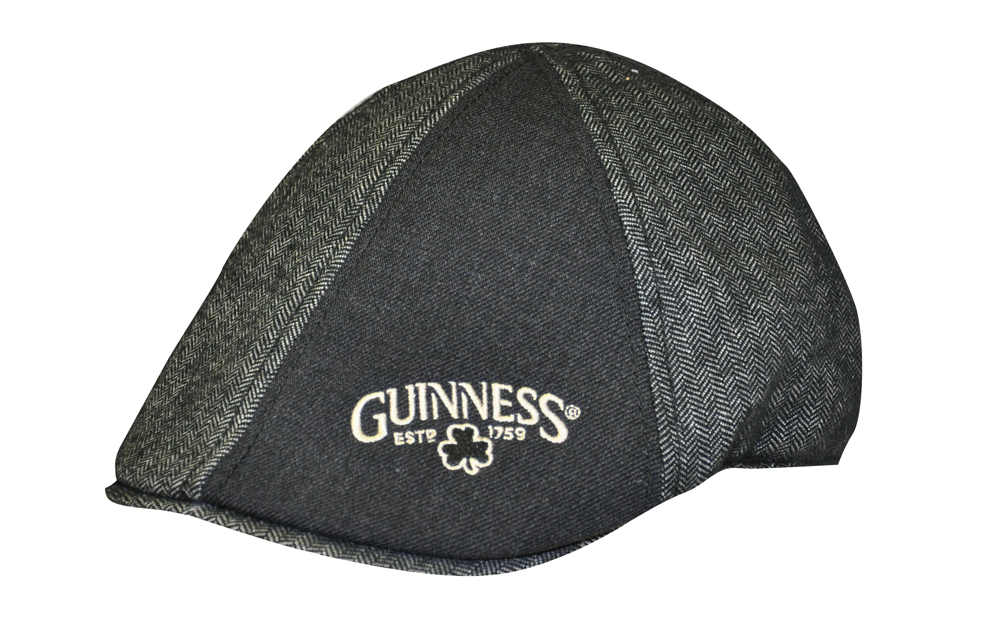 Guinness Grey Scally Cap