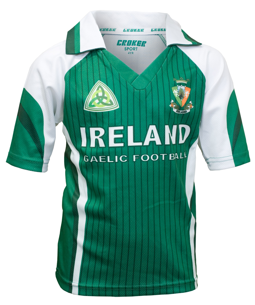 Kid's Gaelic Football Jersey