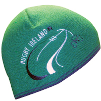 Ireland Rugby Knit Cap