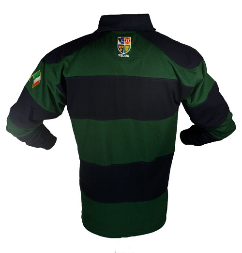 "Longsleeve Ireland""My Nation My Heritage""Rugby Jersey Photo of B"