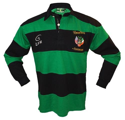 Hibernian  s Longsleeve Rugby Jersey (Avail. in ... 30340ae05