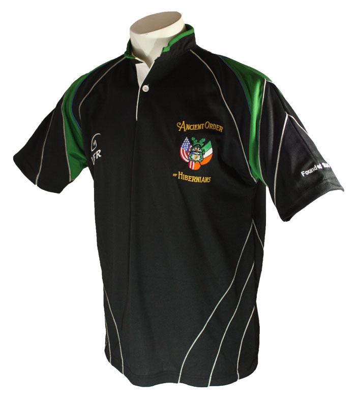 "Hibernian's""My Nation My Heritage"" Rugby jersey"