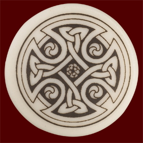 Celtic Cross(Round) Pendant