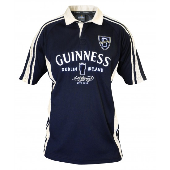 "Guinness ""Dublin"" Performance Rugby Jersey"
