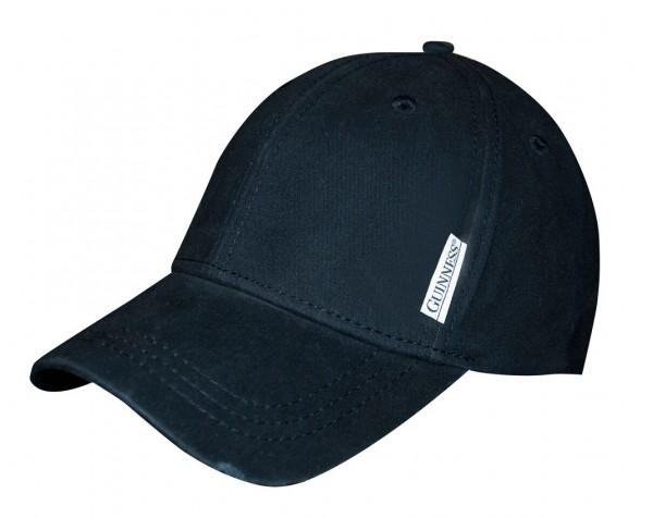639a6552a91d0 Guinness Classic Black Back Detail Baseball Cap