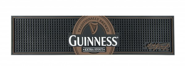 Guinness PVC Extra Stout Bar Mat