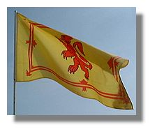 Scotland Rampart Lion Flag